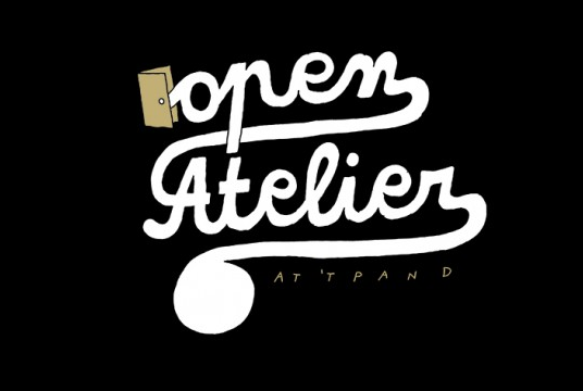 OPEN ATELIER @ 't PAND