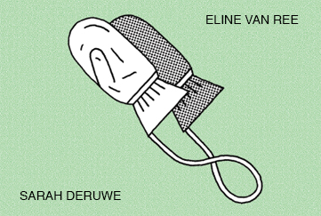 POP-UP: SARAH DERUWE & ELINE VAN REE