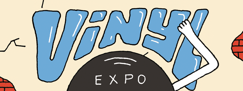 3 YEARS OF KOP // VINYL EXPO (02.09.16)