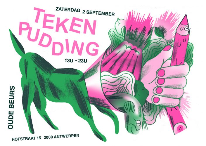 TEKENPUDDING