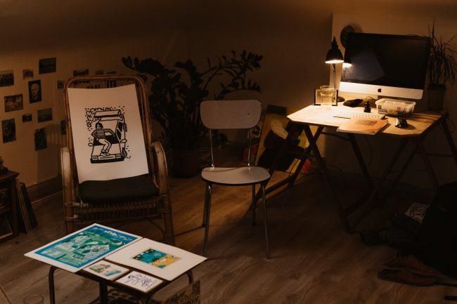 OPENING ARTSPACE + OPEN ATELIER KOPLAND