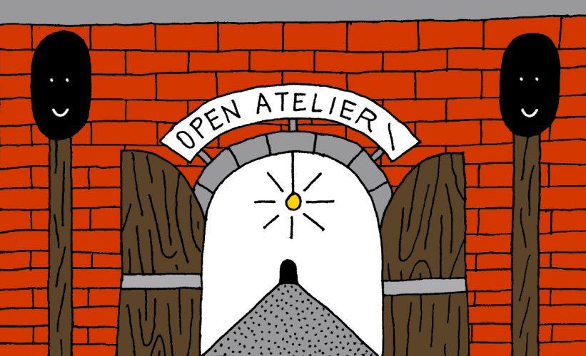 OPEN ATELIER (15.12.2018)