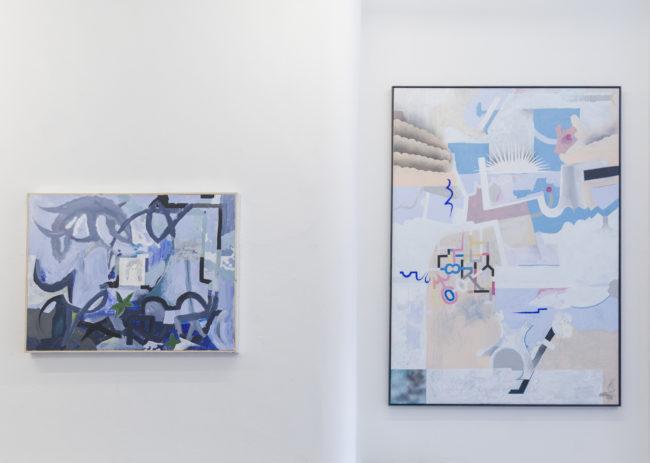 EXPO // TEKEN AAN DE WAND // Gavin Vanaelst x Laura Geurten (07.02 – 09.02)