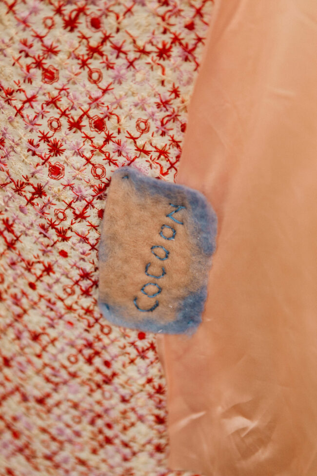KOPLABO // COCOON // Celina Vleugels x Issa Mushidi